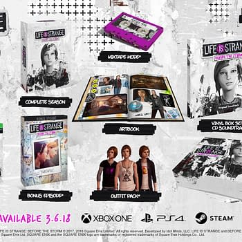 Life Is Strange Getting A Pair Of Physical Releases