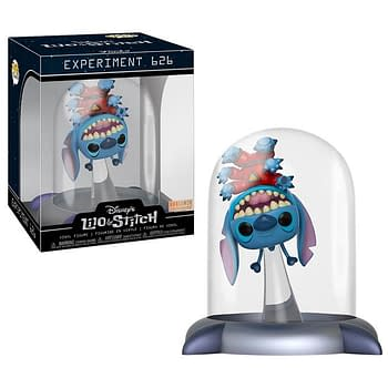 Lilo and Stitch Experiment 626 Funko Exclusive Heads to BoxLunch