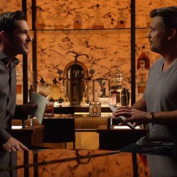 Lucifer Season 3: Tom Ellis and Tom Welling Go Off Script