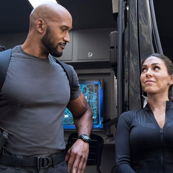 Agents of SHIELD: Simmons and Cordova-Buckley Talk the Final Conflict with Kasius
