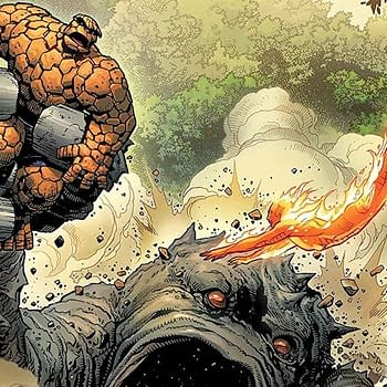 Marvel Two-in-One #2 Review: Return to Monster Island