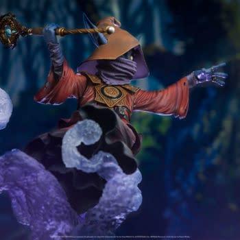 Masters of the Universe Orko Statue 5