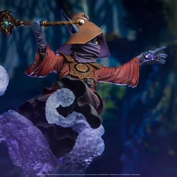 Masters of the Universe Orko Statue 5