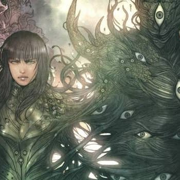 Monstress #13 Review: An Enthralling if Complex Story with Beautiful Art