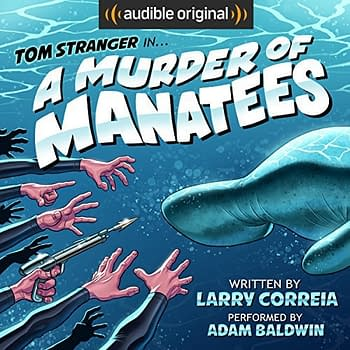Book Review: A Murder of Manatees the Return of Tom Stranger