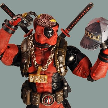 Deadpool Gets the First Ever Ultimate 1/4 Scale Figure from NECA