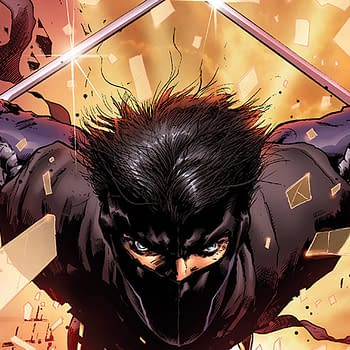 Ninja-K #3 Review: Ninja-K vs. Ninja-C and the Secrets of MI-6
