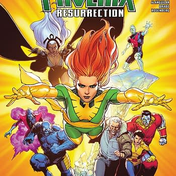 X-Men: Bland Design &#8211 A Beloved Character Returns and Dies Again in Shocking Phoenix Resurrection #5 Twist