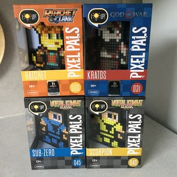 Gaming Icons Light The Way With The Latest Set Of Pixel Pals
