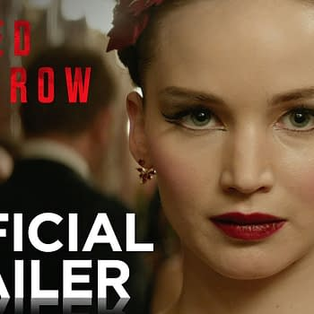Watch the New Trailer for Jennifer Lawrences Black Widow Movie Red Sparrow