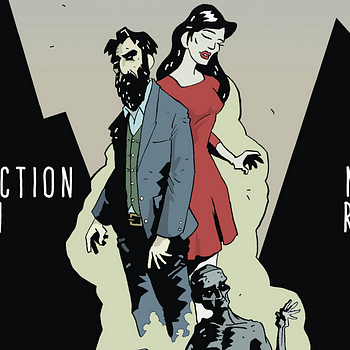Indie Comics Spotlight Review: Resurrection Man #1- Parenthood and Spitting in the Face of Mortality
