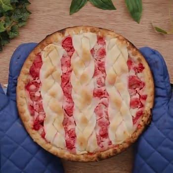 Nerd Food: Make Your Own Rapunzel Raspberry Pie