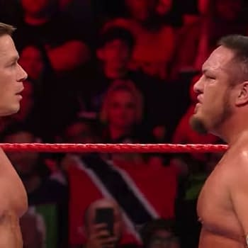 John Cena Samoa Joe Feud Spills Over into Cartoon World with TMNT Transformers Roles