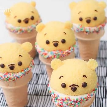 Nerd Food: Make These Adorable Winnie the Pooh Sweet Snacks at Home