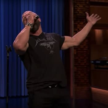 Lip Sync Battle Loss to Triple H and Stephanie McMahon Forces Jimmy Fallon to Appear at WWE Raw 25