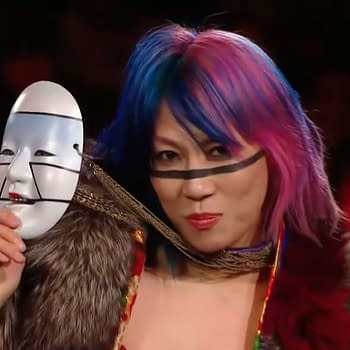 Asuka Opens Up Tonights RAW After Historic Royal Rumble Win