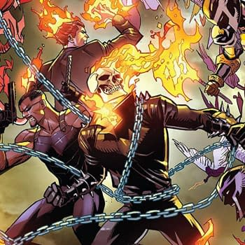 Spirits of Vengeance #4 Review: Highlight of the Series