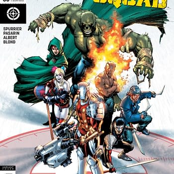 Suicide Squad #33 Review: An Ugly and Mean-Spirited Comic