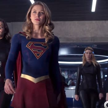 Some People May Be Watching Supergirl Too Closely