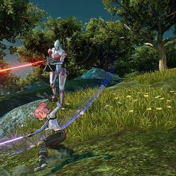 Bandai Namco Release New Images For Sword Art Online: Fatal Bullet