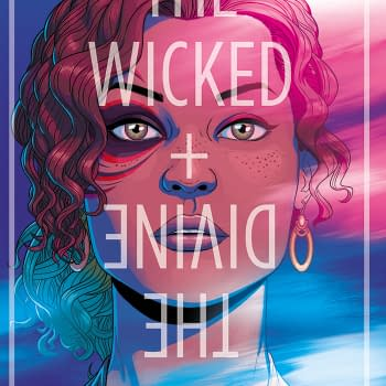 Jamie McKelvie Teases Finishing The Wicked + The Divine in 2018 Ahead of 2019 End