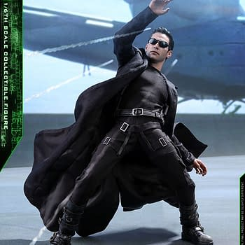 Matrix Fans Neo is Coming from Hot Toys and Whoa Does He Look Good