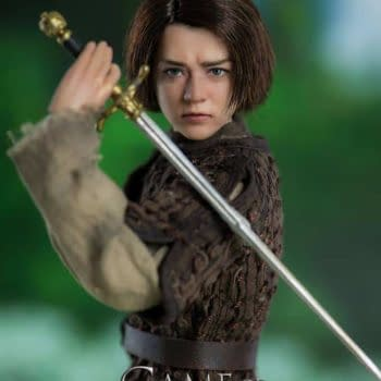 Game of Thrones Arya Stark from ThreeZero Fully Revealed