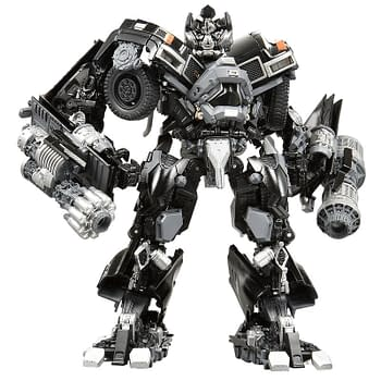 Transformers Autobot Ironhide is Coming to the Masterpiece Movie Line