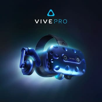 HTC Announces Wireless Capability and the Vive Pro