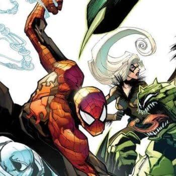 Venom #160 cover by Gerardo Sandoval and David Curiel