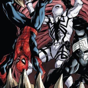 Venom Inc. Omega Cover by Ryan Stegman and Brian Reber