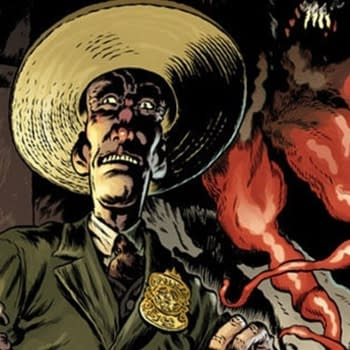Vinegar Teeth #1 Review: Deputy Tentacle Monster at Your Service