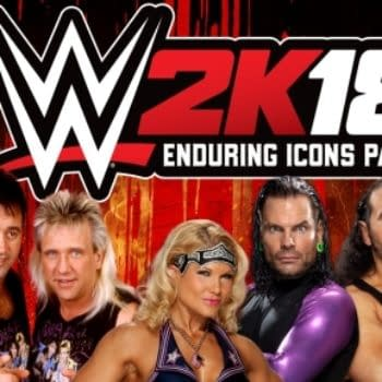 """WWE 2K18 Receives A New """"Enduring Icons"""" Pack Today"""