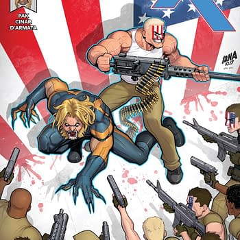 X-Men: Bland Design &#8211 Making Santo Marco Great Again in Weapon X #13