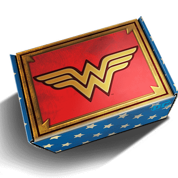 Unboxing The Worlds Finest Collections Wonder Woman Box