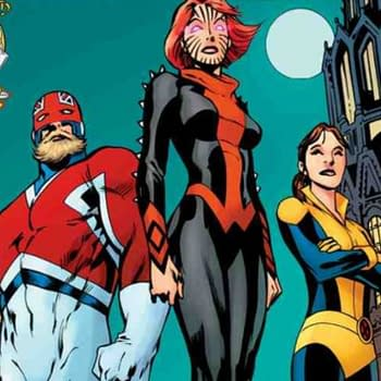 X-Men Gold Annual #1 Review: Visiting the Britain Family