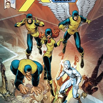 X-Men: Bland Design &#8211 X-pository Dialogue Abounds in X-Men Blue #19