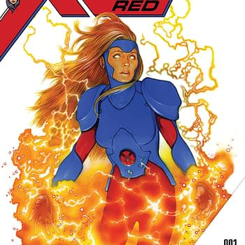 X-Men: Bland Design &#8211 The Promise of a New Beginning in X-Men Red #1