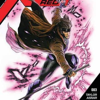 Gambit Officially Joins X-Men: Red Team