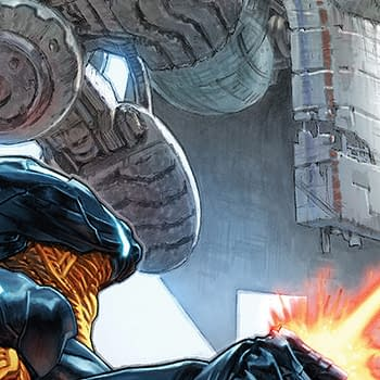 X-O Manowar #11 Review:  Enter the Bounty Hunters