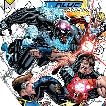 X-Men: Bland Design &#8211 The X-Men/Venom Crossover U Demanded Begins in X-Men Blue Annual #1