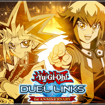Yu-Gi-Oh Duel Links Celebrates One-Year Anniversary with New Update