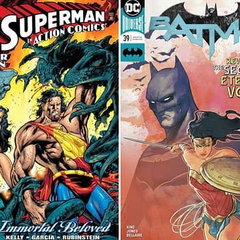 Separated at Birth: Batman #39 and Action Comics #761 (SPOILERS)