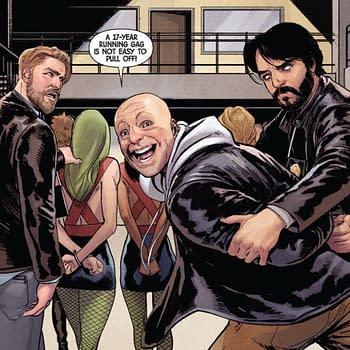 Brian Michael Bendis on Turning Down Batman for Superman
