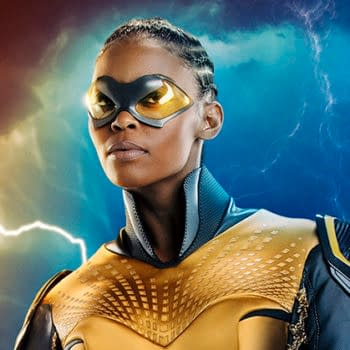 Nafessa Williams Wants More Love Life in Black Lightning Season 2