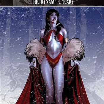 A Look Inside the New Vampirella: The Dynamite Years Omnibus Vol. 2