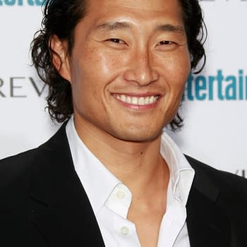 Daniel Dae Kim Doing a TV Series Based On First Rule Of Ten Book