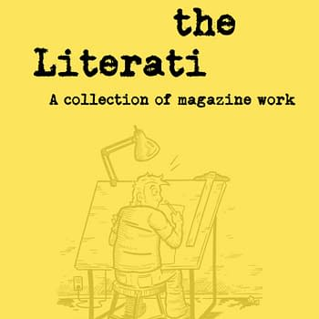 Defiling the Literati Review: Taking on the World One Comic at a Time