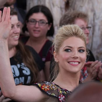 Vikings Queen Katheryn Winnick Posts from Her First Day as Director