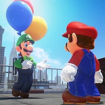 Super Mario Odyssey Is Getting New Content With Luigis Balloon World